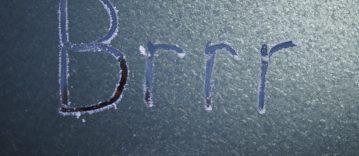 Brrrrrr... Deze winter besparen op energiekosten? PVC Strokengordijnen!