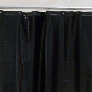 Lasgordijn Donkergroen 130 x 180 cm x 0,4 mm