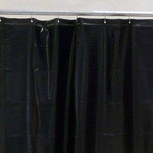 Lasgordijn Donkergroen 130 x 200 cm x 0,4 mm
