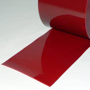 Laslamellen per meter Rood 300 x 3 mm