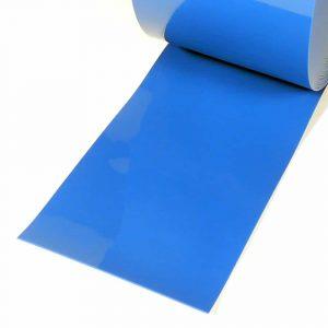PVC Stroken per meter Blauw 200 x 2 mm