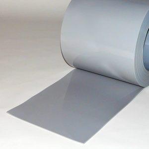 PVC Stroken per meter Grijs 300 x 3 mm