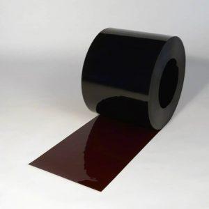 PVC Strook op rol Lasbescherming Brons 50 m x 300 x 2 mm