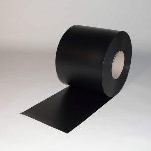 PVC Strook op rol Lasbescherming Donkergroen 50 m x 300 x 2 mm