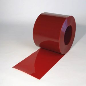 PVC Strook op rol Lasbescherming 50 m x 300 x 2 mm