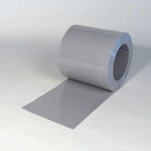PVC Strook op rol Grijs 50 m x 300 x 3 mm