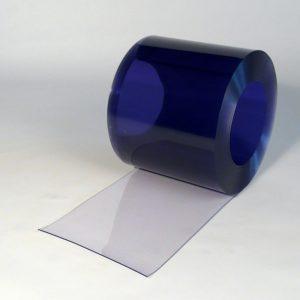 PVC Stroken gordijn op rol Antistatisch 50m x 300 mm x 2mm