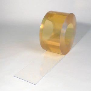 PVC Strook op rol Helder Transparant 50 m x 200 x 2 mm