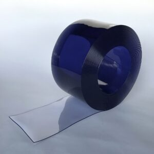 PVC strokengordijn op rol Transparant 25 m x 200 x 3 mm