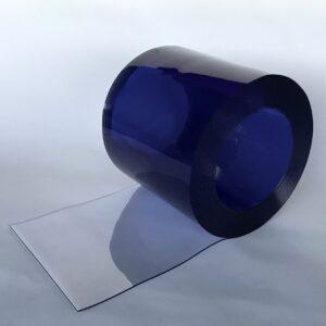 PVC strokengordijn op rol Transparant 25 m x 300 x 2 mm