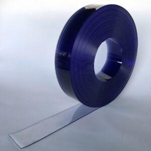 PVC strokengordijn op rol Transparant 50 m x 100 x 3 mm