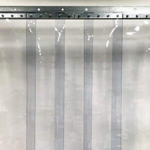 Strokengordijn Kant & Klaar verzinkt staal wand of plafondmontage lamellen 200mm