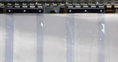 Strokengordijnen flappengordijn kant en klaar RVS