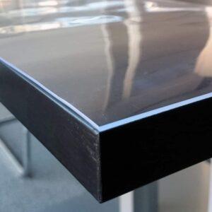 Tafelbeschermer transparant tafelzeil op maat 2mm