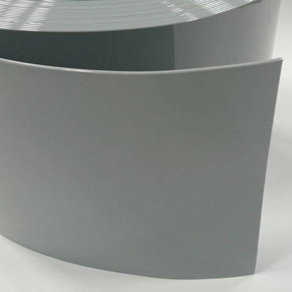 pvc stroken grijs detail