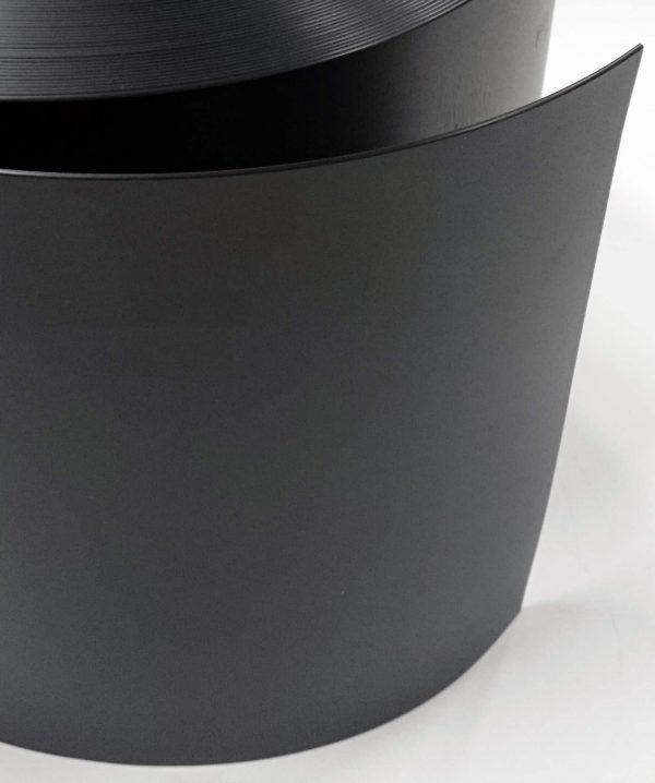 pvc stroken laskwaliteit groen detail