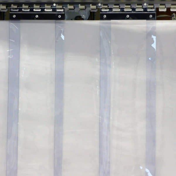 Strokengordijn 980 x 2500 x 2 mm Strookbreedte 200 mm